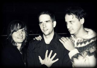 Rob Gordon, Owen Pallett + Matt Smith   by allisplural.ca/SHANNONREIDillustration.com