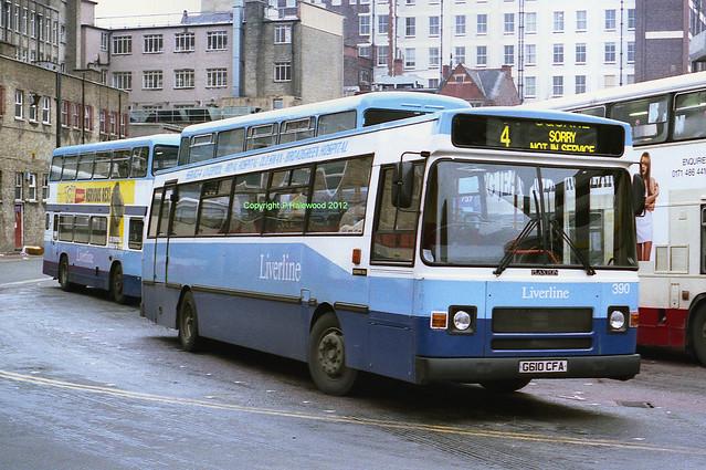 Liverline 390 (G610CFA)