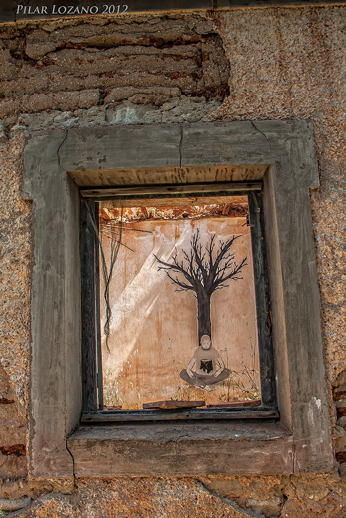 Casa abandonada...