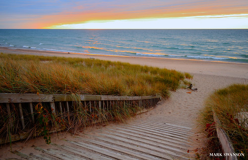 sunset sky lake beach nature grass clouds landscape sand nikon waves michigan dunes lakemichigan greatlakes