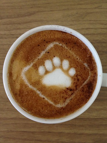 Today's latte, SmartBear. | by yukop