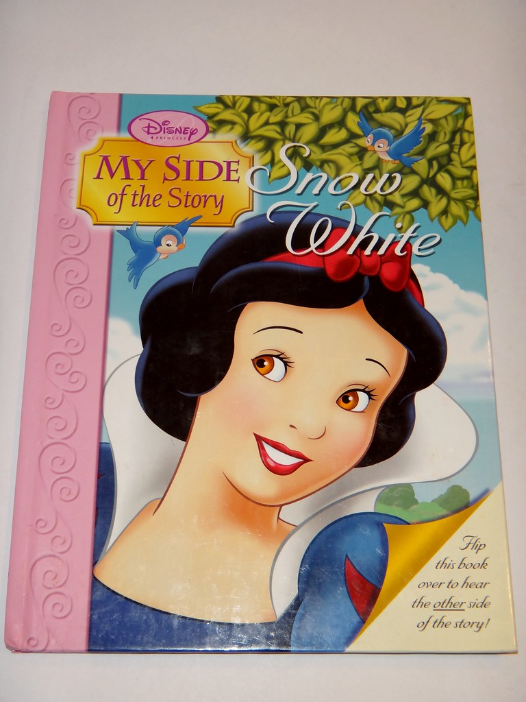My Side of the Story: Snow White and The Queen - Disney Pr