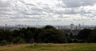 London from Parliament Hill | by It's No Game