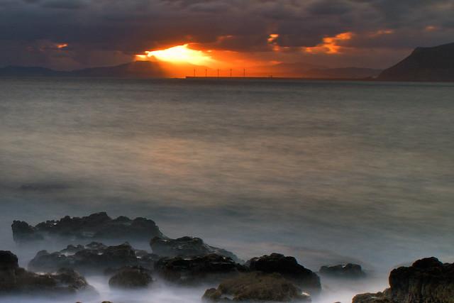 La costa vizcaína desde Dícido