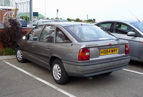 1990 Vauxhall Cavalier Mk3 1.6L | by Spottedlaurel