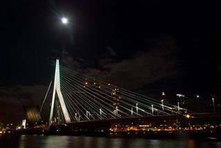 Erasmusbrug, Rotterdam | by Naveen Narain