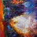 Dalla serie Porte Celesti, 04, senza titolo, 2012, 190x150 cm, olio su tela