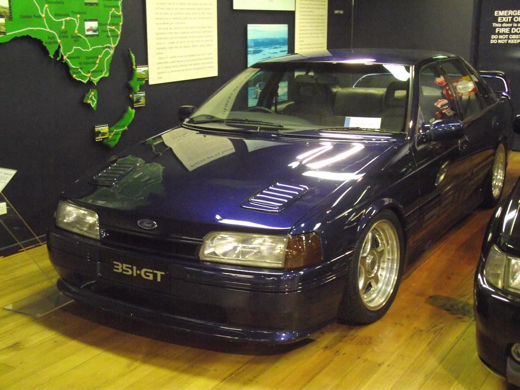 1990 Ford Ea Falcon Gt 351 Concept Car