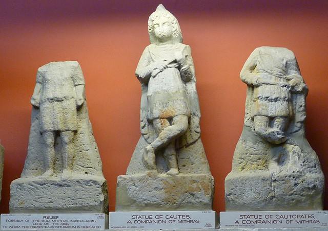 Cautes and Cautopates