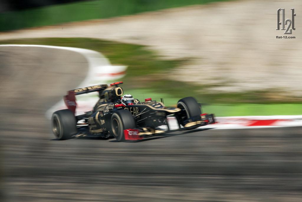 Kimi Räikkönen, Monza