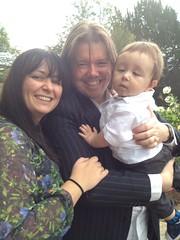 Kelly, Kris and Luca (UK)