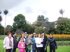 Botanical Garden - Observation Career (Colombia)