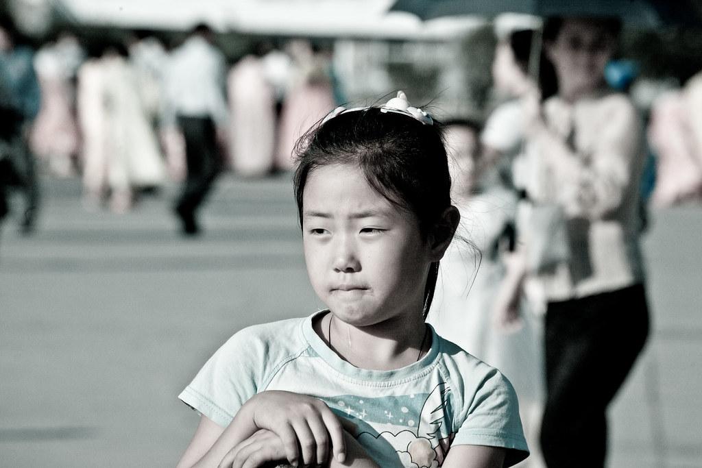 Pyongyang girl (North Korea) | Pyongyang (평양, Korean pronunc… | Flickr