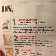 Johannes Anyuru! Heja.