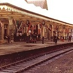 Keswick Station - 4th March 1972