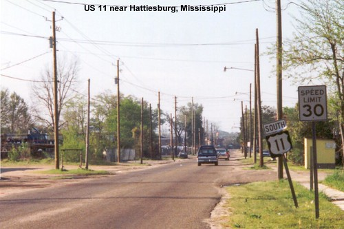 Hattiesburg MS | by roadandrailpictures