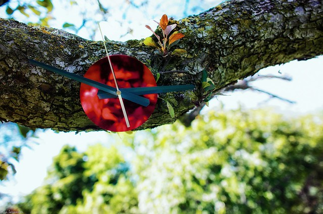 Clock in tree