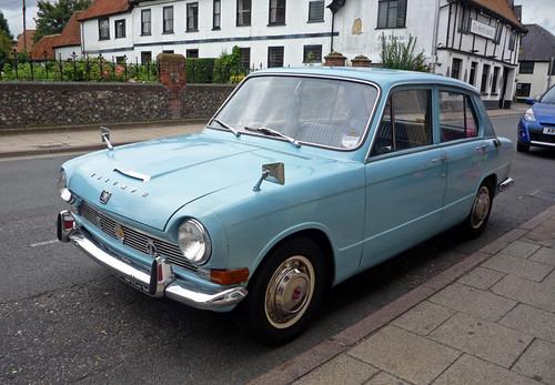 1969 Triumph 1300 | by Spottedlaurel