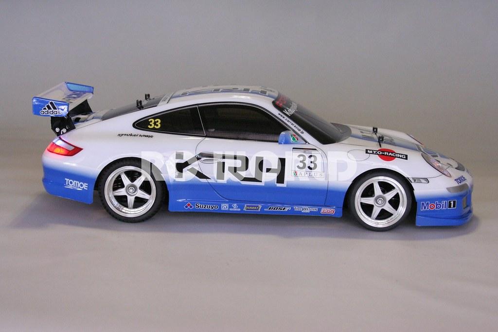 Tamiya Rc Porsche 911 Turbo Krh Race Car Rc World Flickr