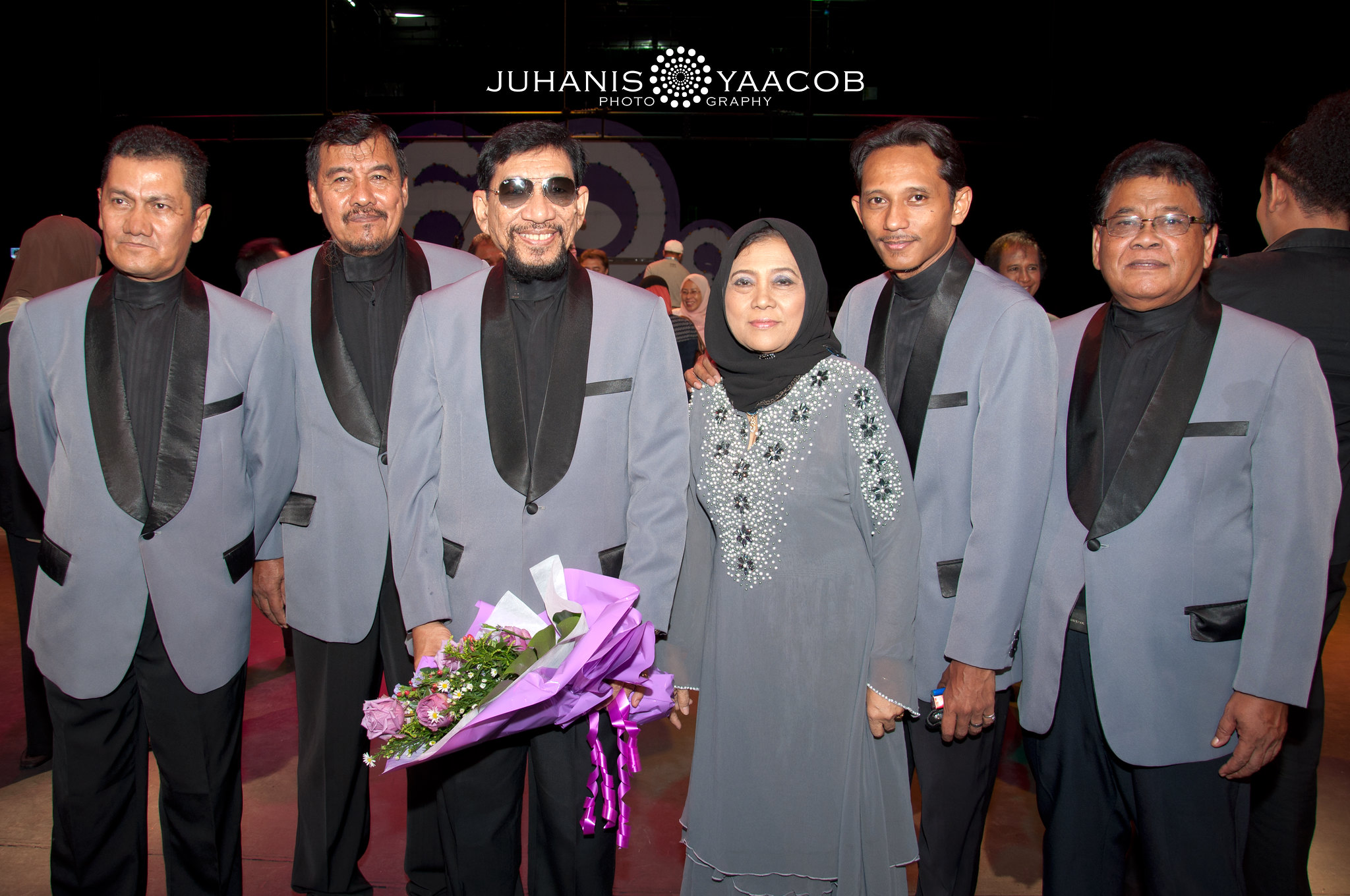 A Rahman Hassan, Azizah Mohamad & Orkes Nirwana