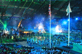 London 2012 Paralympic's Closing Ceremony | by Benji Carter