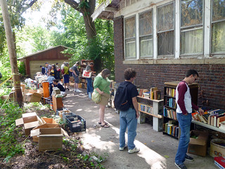 Hart Estate Book Sale with Jayvo