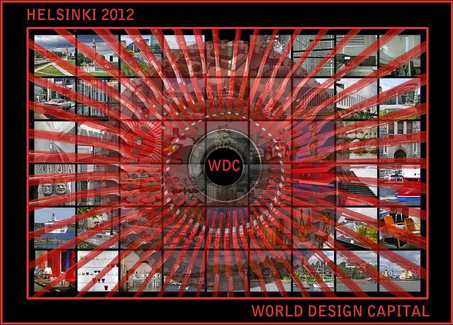 Page d'accueil de l'album Finlande WDC 2012