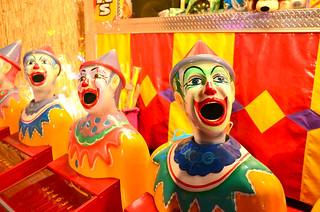 Clowns   by Sascha Grant