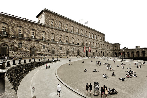 Pitti Palace, Florence | by Avital Pinnick