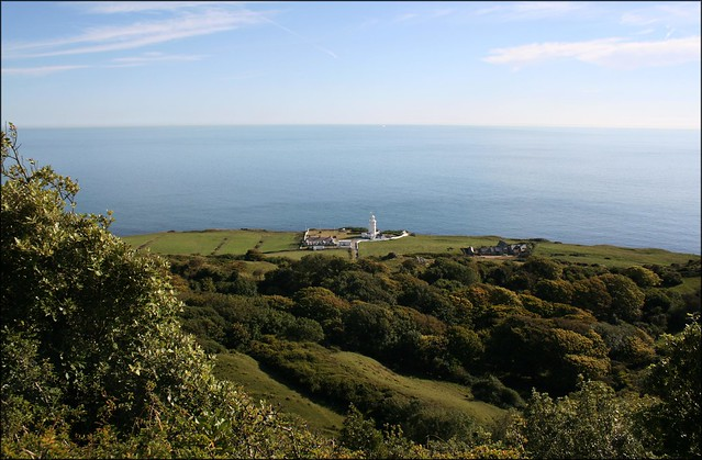 St Catherines Point and Lighthouse, Isle of Wight