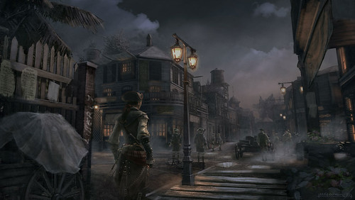 Assassin S Creed Iii Liberation Concept Art