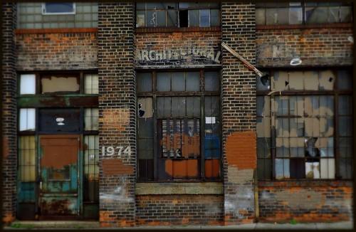 1974 Franklin Street: Aluminum and Architectural Metals Building--Detroit MI