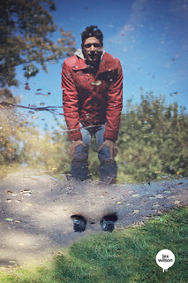 Puddle-man | by Lex Wilson