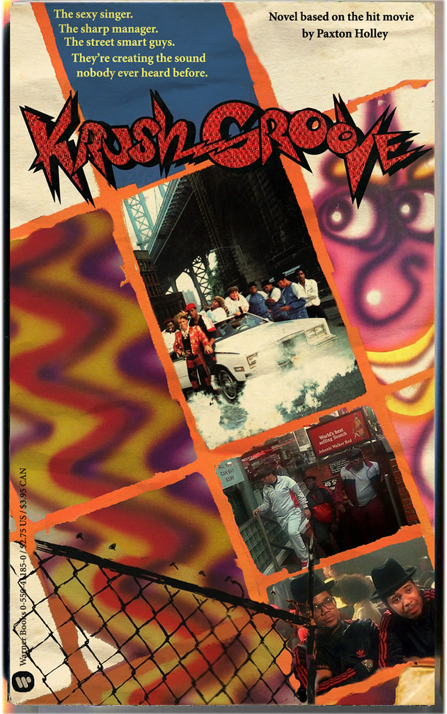 Custom Krush Groove novelization
