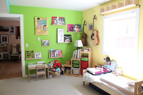 Kids' room, facing door. | by kissame