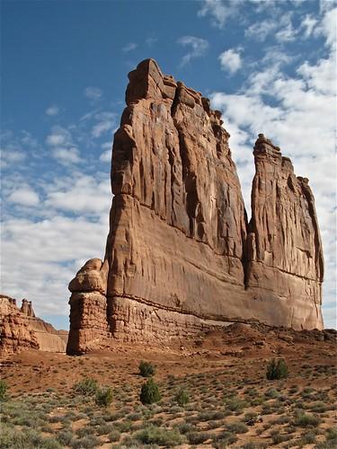 amerique archesnationalpark erosion géologie landscape paysage roche usa