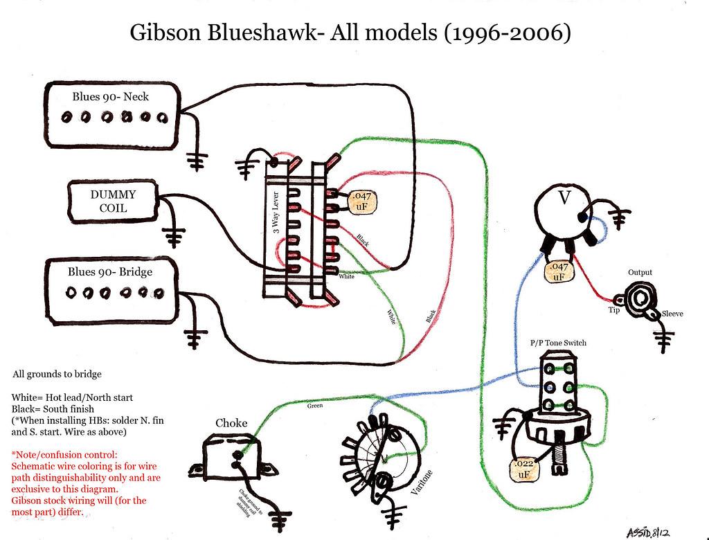 fender scn pickup wiring diagram blueshawk    wiring       diagram    schematic gibson color gibson  blueshawk    wiring       diagram    schematic gibson color gibson