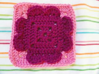 4 hearts square