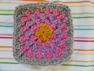 beyond the square crochet motif # 109