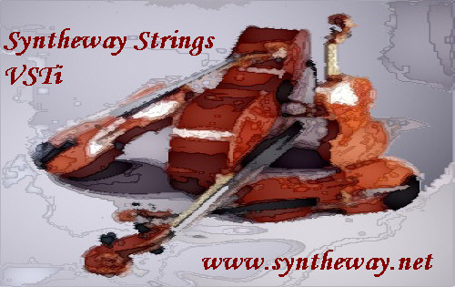 Virtual Strings VSTi by Syntheway (Viola, Violin, Cello, C