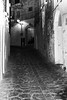 Una calle de Dalt Vila  by ibzsierra