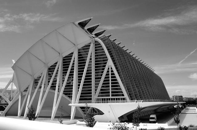 architecture in Valencia - Spain