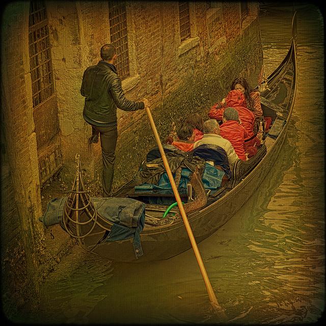 Venice... The Maneuver.