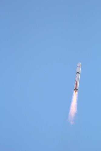 Puesta en órbita del satélite VRSS-1 (Miranda) por el LM-2D | by Cristóbal Alvarado Minic