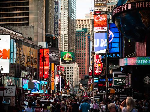 Times Square | by anpalacios