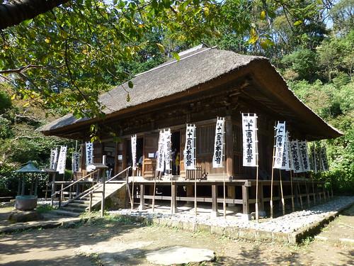 2012/10/08 (月) - 13:03 - 杉本寺 - 本堂