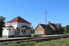 Ingersoll VIA Rail and CN Railway Stations (Ingersoll, Ontario)