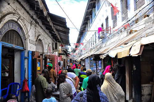 Streets of Stone Town | by Rod Waddington