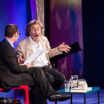 Howard Jacobson | Man Booker Prize winner Howard Jacobson talks about life after The Finkler Question and introduces his new novel Zoo Time