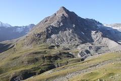 Extreme Environments: Drumlins from Glacier des Ecoulaies, below Rochers du Bouc [3314 m], Valais, Switzerland